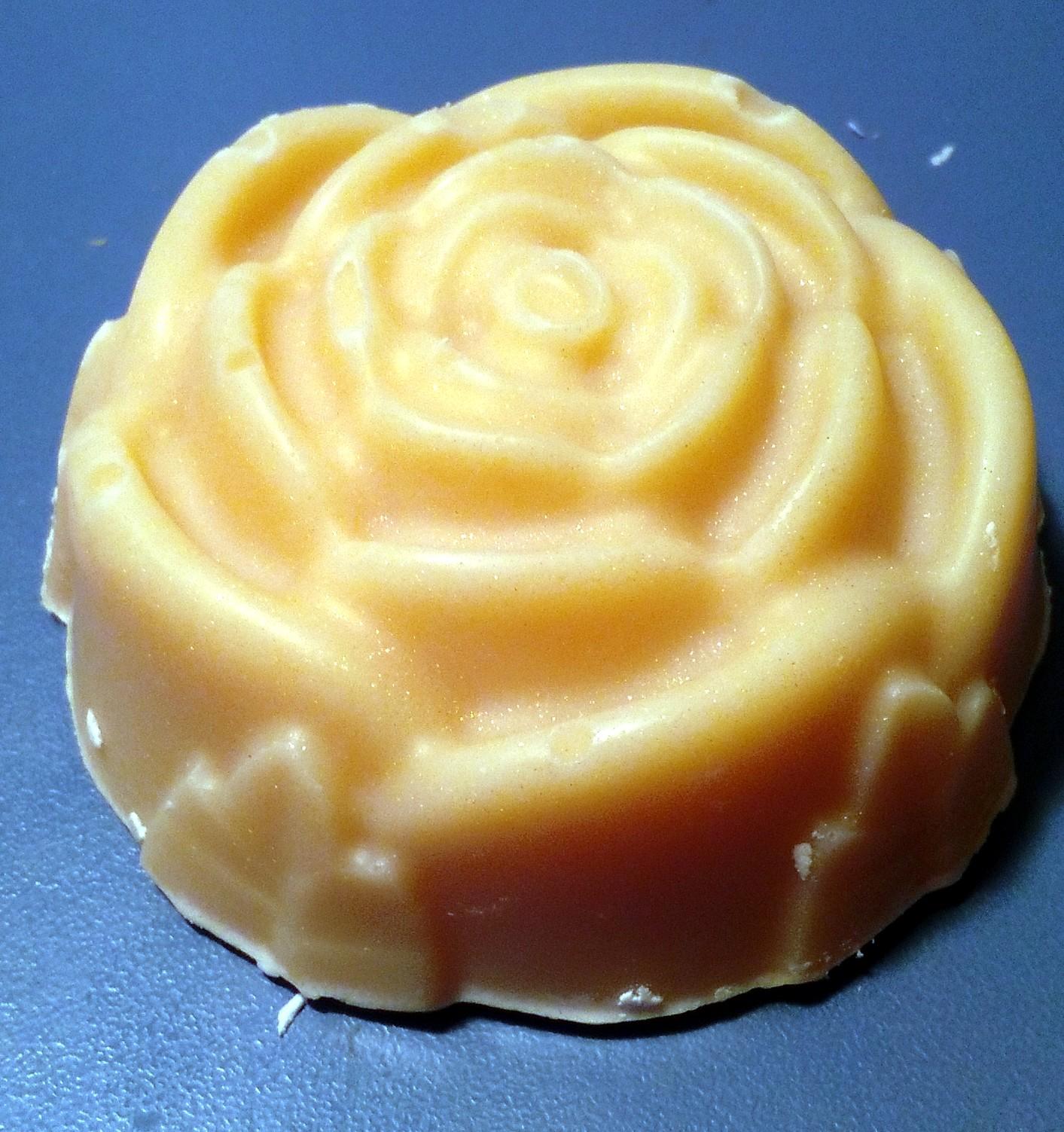 Gardenia Rose soap