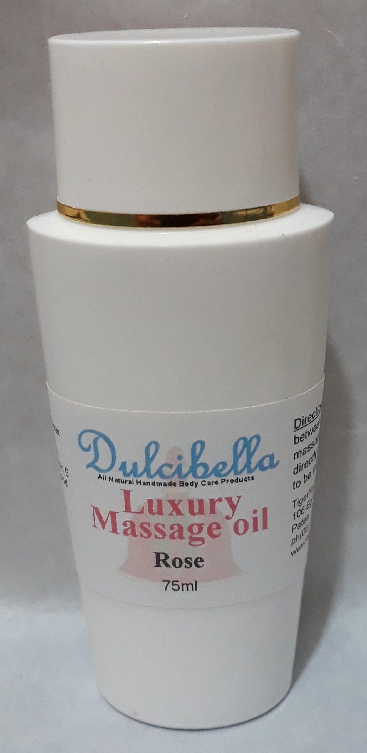 Luxury Massage oil