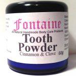 Tooth Powder – Cinnamon & Clove
